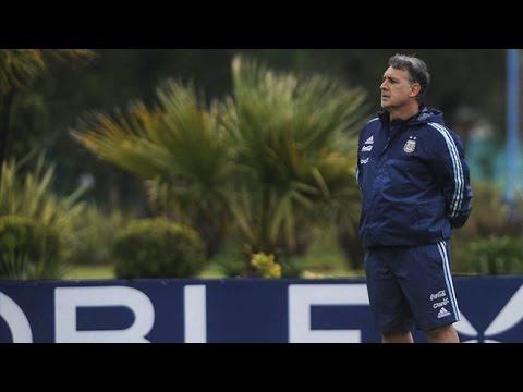 """Gerardo Martino: """"Analizamos a Icardi en lo futbolístico"""""""
