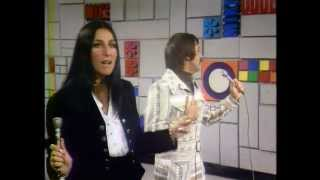 Sonny & Cher on The Mike Douglas Show (1970) - What Now My Love Live
