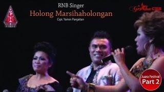 RNB Singer - Holong Marsihaholongan (Official Music Video)