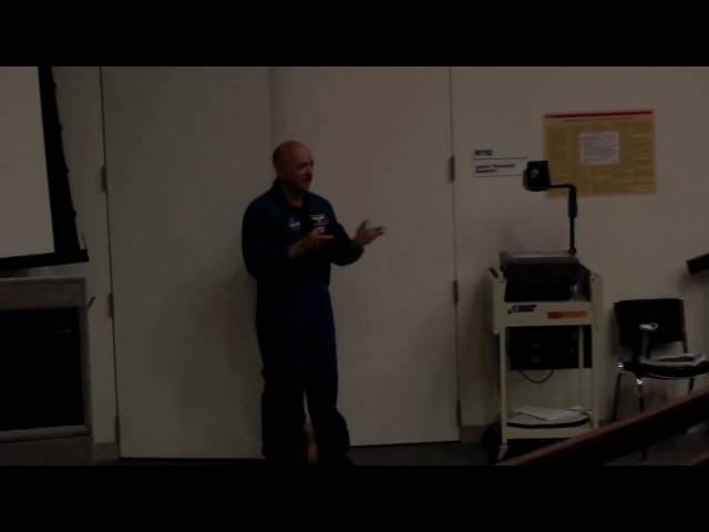 SEDS SpaceVision 2009 - Mark Kelly