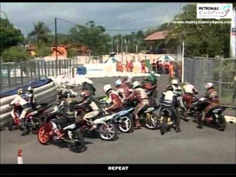 Round 1 - Privateer Final - 2011 PETRONAS Malaysian Cub Prix Championship