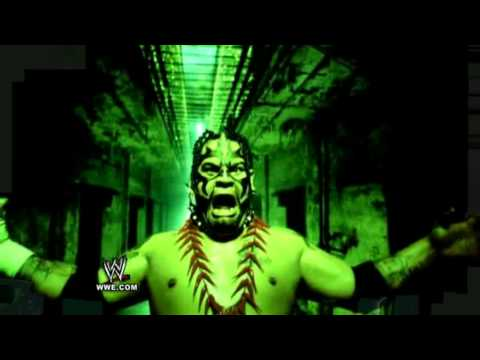 WWE - (Umaga / Sin Cara) MashUp Preview - 