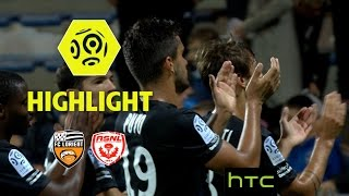 FC Lorient - AS Nancy Lorraine (0-2) - Highlights - (FCL - ASNL) / 2016-17