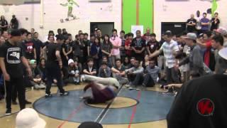 WF2 [Top 8] Dance Maniacs vs Jungle Zoo Keepers