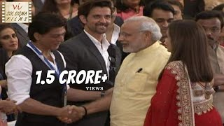 Bollywood Stars Lineup To Meet PM Modi | 4+ Million Views | Six Sigma Films