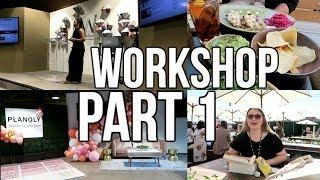 BLOGUETTES WORKSHOP PT. 1: SPEAKING + TRAVELING