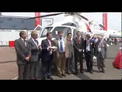 Elitaliana firma accordo con AgustaWestland per altri tre elicotteri AW 169