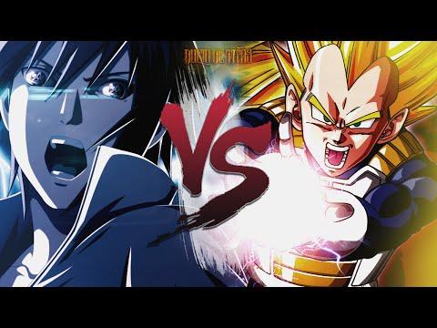 Sasuke VS. Vegeta   Duelo de Titãs [REMAKE]