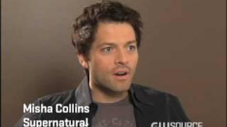 Supernatural 4: Misha Collins - Castiel's Emotions