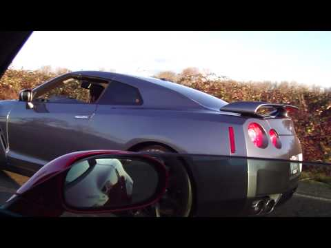 Corvette supercharged vs Nissan GT-R Music Videos