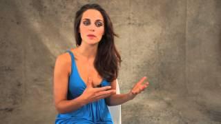 The Muse: Tanya van Graan - Marie Claire SA Naked 2013