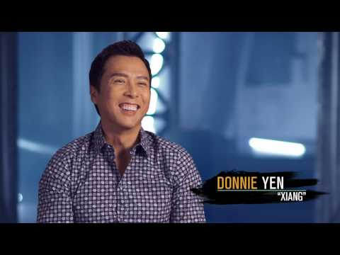 """xXx: Return of Xander Cage (2017) - """"Donnie Yen"""" Featurette- Paramount Pictures thumbnail"""
