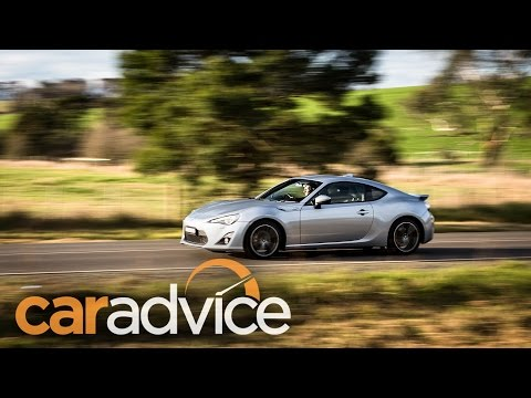 2015 Toyota 86 Review