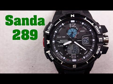 Часы Sanda 289
