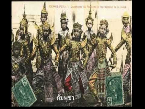 1 – Royal Ballet of Cambodia, a copy of Thai Classical Dance.