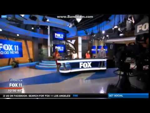 KTTV: FOX 11 10 O'Clock News Close--2014