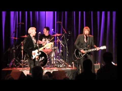 Richie Sambora and Don Felder - Midnight Mission Awards 2012
