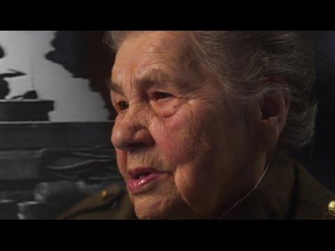 WAR WITNESS:Heritage.46. Anna Ivanova, Bryansk Partisan Movement