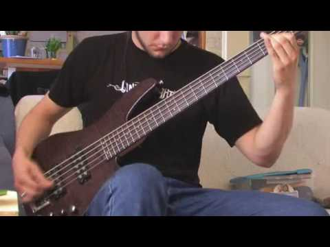 Dick Dale and The Del Tones - Misirlou - Bass Cover (Pulp Fiction Style)