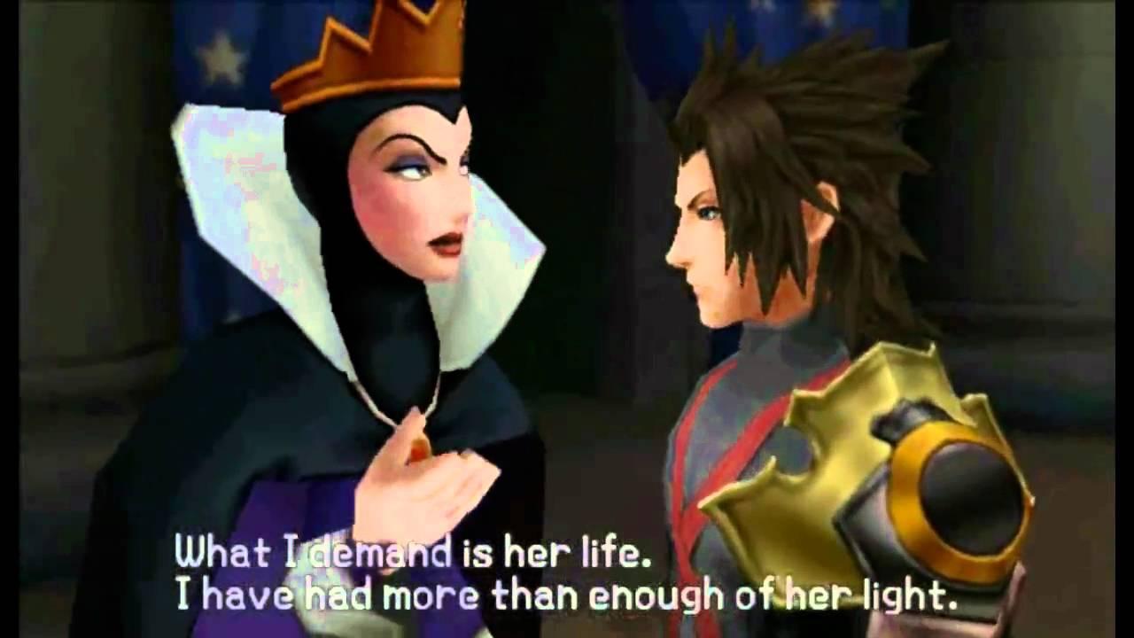 Hitler Kingdom Hearts Kingdom Hearts Birth by Sleep