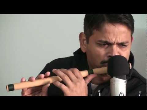 Hum Bewafa Hargiz Na They - Flute Instrumental (High Quality...