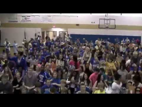 Mount Union Area High School LipDub 2013
