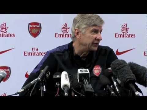 Arsenal und van Persie: Wenger wünscht sich Respekt