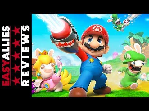 Mario + Rabbids Kingdom Battle - Easy Allies Review