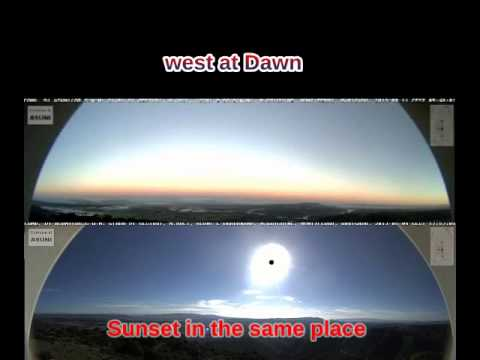 Nibiru System brings an early sunrise at 3:21 am.Update May 12
