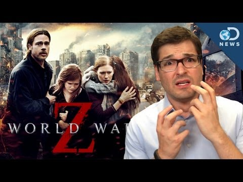 World War Z: The Real Plan for Apocalypse