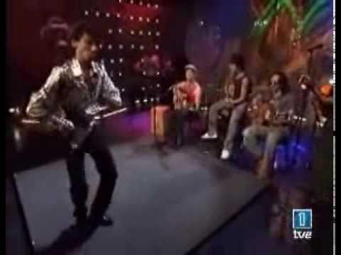 Los Delinqüentes + Muchachito + Kiko Veneno + Tomasito= G5