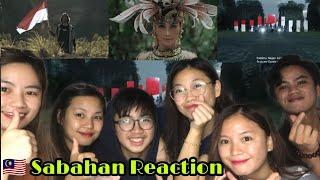 Download lagu [🇲🇾 Sabahan Reaction 🇮🇩] WONDERLAND INDONESIA by Alffy Rev (ft. Novia Bachmid)