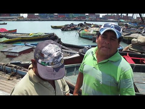 Puerto del Callao: Empiezan a hundirse botes artesanales