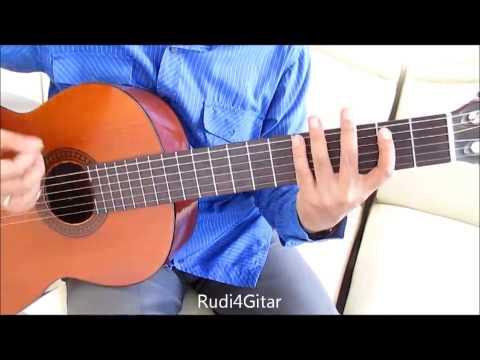 Belajar Kunci Gitar Iwan Fals Bento Intro
