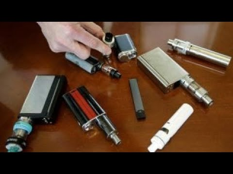 Epidemic of e-cigarette use happening among our children: Alex Azar
