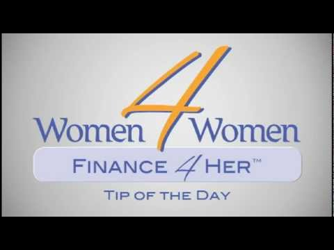 Finance 4 Her Tip of the Day - Credit Report