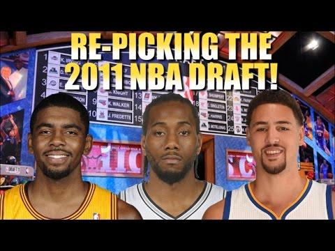 Re-Picking the 2011 NBA Draft!
