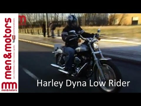 Harley-Davidson Dyna Low Rider Review (2003)