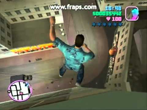 Caidas Peligrosas En GTA Vice City