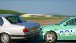 "Stig Chased By ""The Police""  - Top Gear - BBC"