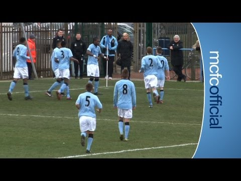 HIGHLIGHTS: City 2-1 Blackburn: U18 Academy highlights