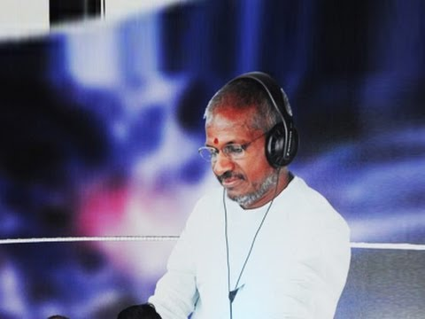 Ilayaraja gives Final touches to Dhoni