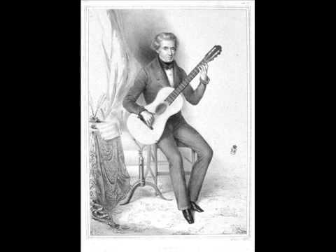 Etude Op. 6, No. 19 - Dionisio Aguado by Antonio Negreiros