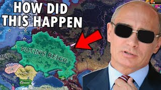 What If Putin Won WW1?! HOI4