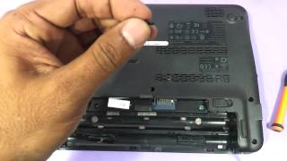 Dell inspiron mini 1018 1012 how to upgrade harddrive ram keyboard wifi speakers of dell mini 1018