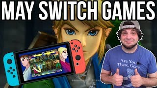 The BEST Nintendo Switch Games for May! | RGT 85