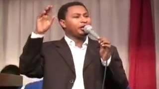 """Tekeste Getenet live Worshipe """"ALISHAM LELA"""""""