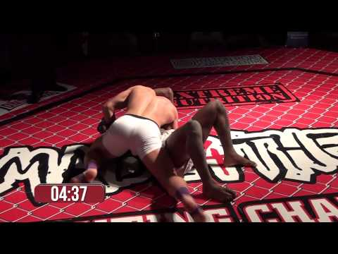 Made 4 The Cage 7   Shaun Lomas Vs Luke Harriman