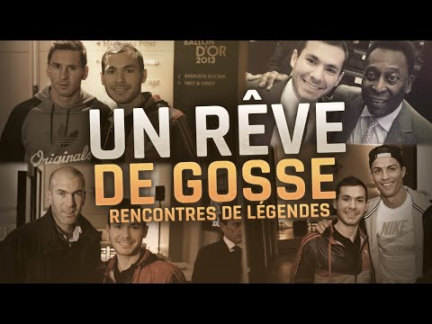 FIFA 16 - UN RÊVE DE GOSSE - RENCONTRE DE LÉGENDES !