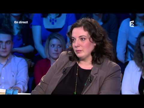 Emmanuelle Cosse (eelv) & Les Dessins - On N'est Pas Couché 14 #onpc video